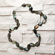 NALANI LABRADORITE NECKLACE