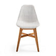 NORI OUTDOOR BUCKET CHAIR IN WHITE