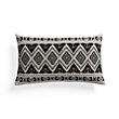 Onyx Aztec Rectangular Pillow