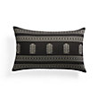 Onyx Jacquard Rectangular Pillow