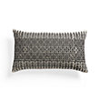 Onyx Motif Rectangular Pillow