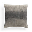 Onyx Ombre Square Pillow