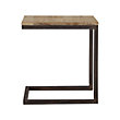 PALMER SERVING END TABLE