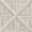 PERFECT PARQUET WALLPAPER IN NEUTRAL
