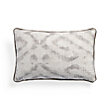Prowl Grey Outdoor Rectangle Pillow