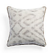 Prowl Grey Outdoor Square Pillow