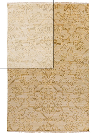 RUG IN GOLD12