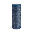 "RUSTIC 9"" PILLAR IN ENGLISH BLUE"