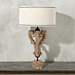 25 ST AUGUSTINE FINIAL Table Lamp