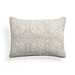 Textured Linen Rectangular Pillow