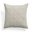 Textured Linen Square Pillow