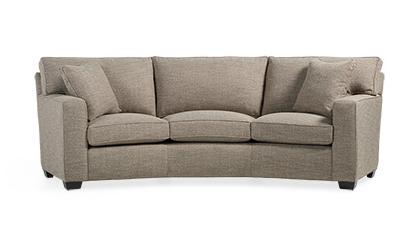 Upholstered Sofa In Hobbs Sandstone