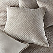 WILLOW EURO PILLOW SHAM IN GREY