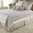 WILLOW KING QUILT IN GREY
