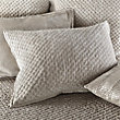 WILLOW STANDARD PILLOW SHAM IN GREY