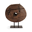 WOODEN CART WHEEL 18