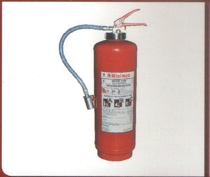 Buy Water Co2 9 Litre Fire Extinguisher From Star Safety Equipments