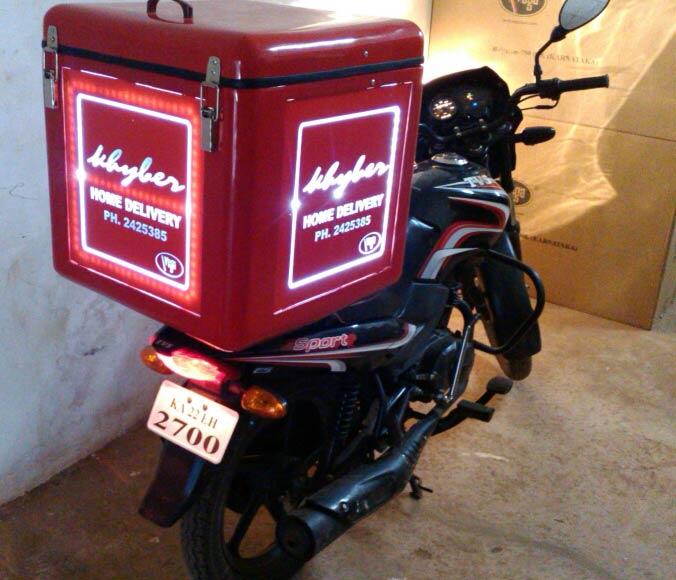 Food Delivery Box Manufacturer In Belgaum Karnataka India By Vega