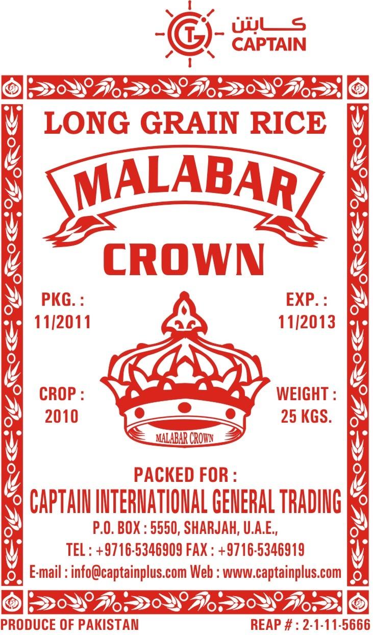 Malabar Crown