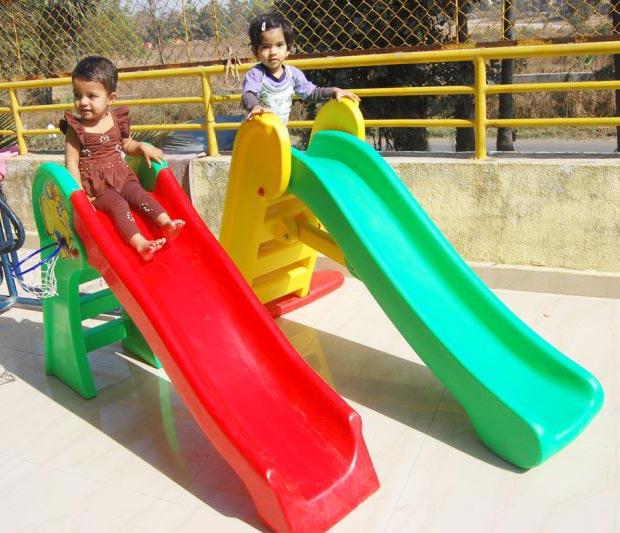 Kids Indoor Plastic Slides Manufacturer in Maharashtra India by ...