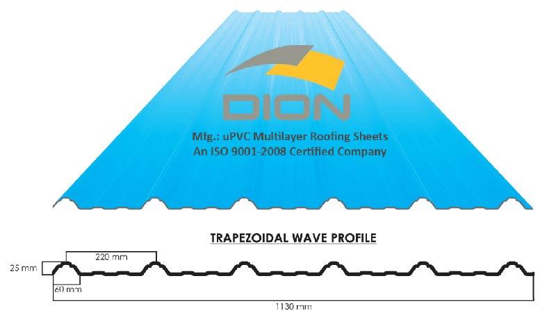 Sound Insulation Roofing Sheet (TW-1130)