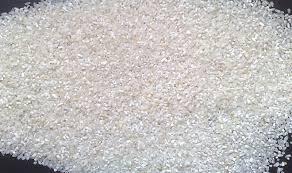 100 Percent Broken Raw Silky Sortex Rice
