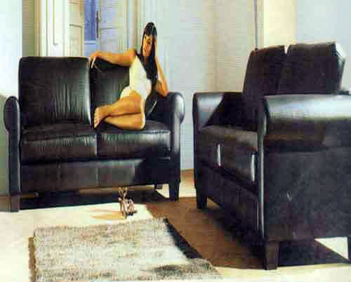 Fine Black Leather Sofa Set Manufacturer In Mumbai Maharashtra Beatyapartments Chair Design Images Beatyapartmentscom
