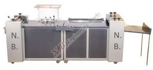 Book File Hard Case Making Machine (NB-290082)