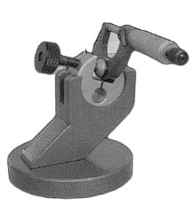 Micrometer Stand to hold and set micrometer  Single clamping action stand