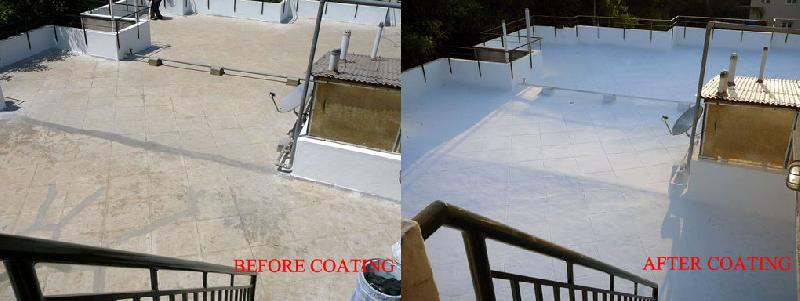EXCEL CoolCoat Summer Cool Roof Coatings Manufacturer in