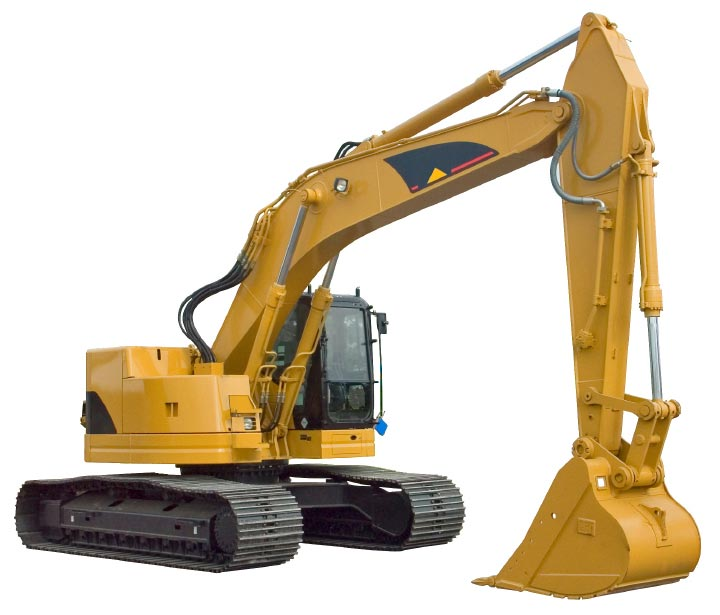 Used Backhoe Compactor