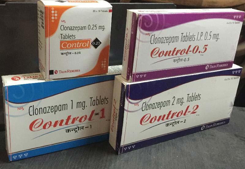intentional clonazepam overdose icd 10