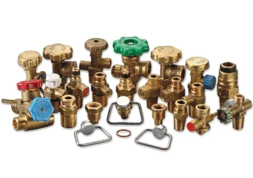 Buy Lpg Cylinder Valves from Surya Shakti Vessels Pvt. Ltd ...