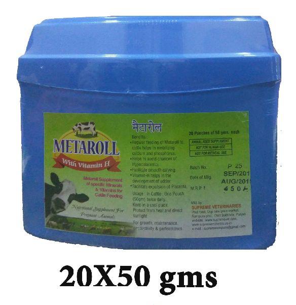 Metaroll Powder