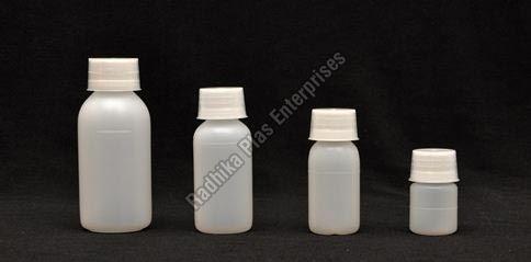 30ML-60ML Plastic Dry Syrup Bottles