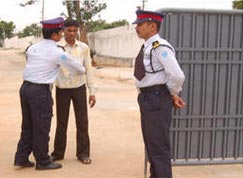 Industrial Security Services