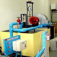 Hydraulic Machines Laboratory Equipment