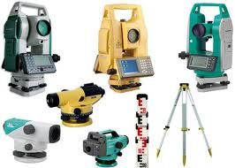 Leica Total Station Service