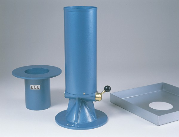 Sand Pouring Cylinder Apparatus (TEI)