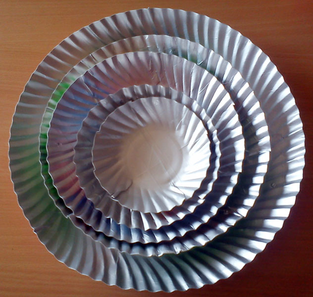 Disposable Paper Plates & Buy Disposable Paper Plates from VN u0026 Sons Industries Chittoor ...
