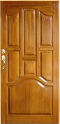 Teak Doors Manufacturer In Karnataka India By Karthik Timber