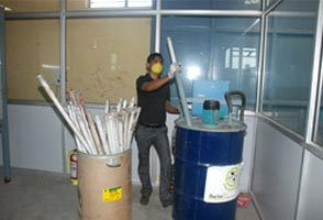 Electrical Light Recycling Service