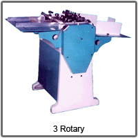 Rotary Paper Cutting, Creasing & Perforation Machine