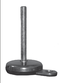 POBCO 304 Stainless Steel Foot Mounts