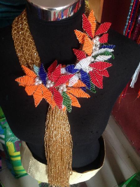 Multi color beads set