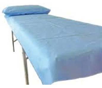 Disposable Non Woven Bed Sheet (NW Bedsheet01)