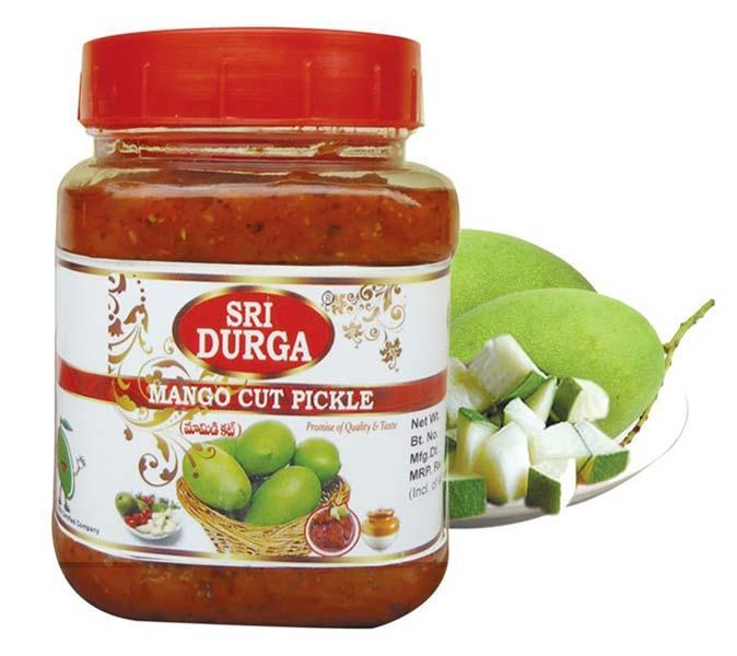 Mango Cut Pickle