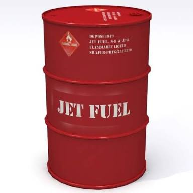 Kerosene Jet Engine