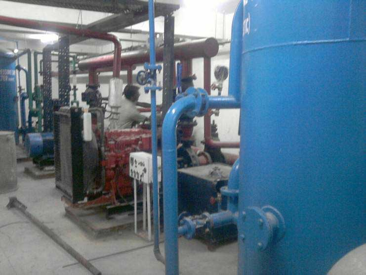 Fire Fighting, Pump House Manufacturer in Delhi India by