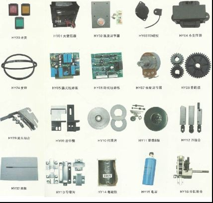 Strapping Machine Spare Parts Manufacturer in Nagpur
